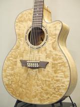 [中古]DEAN EQA12GN エキゾチックな外見が魅力の12弦エレアコギター!