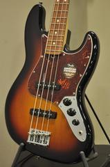 [新品特価]Fender/American Standard Jazz Bass RW 3TS
