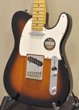 [新品特価]Fender/American Standard Telecaster 3TS/M カスタムショップ製PU搭載のオススメ仕様!生産完了チョイキズ特価!