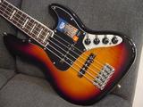 [新品]Fender/American Elite Jazz Bass V RW 生産完了のローズウッド指板モデル!